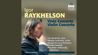 Violin Concerto in C Minor: I. Moderato ma non troppo