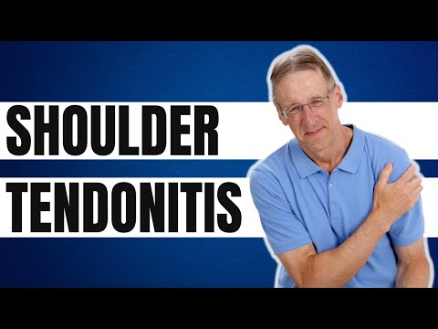 Shoulder Tendonitis? Absolute Best Self-Treatment & Exercises You Can Do.