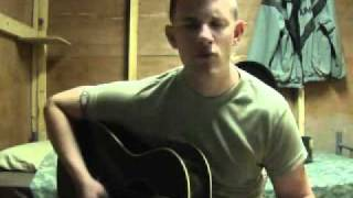 Brad Paisley - Whiskey Lullaby (Cover)