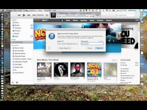 How To Set Up Home Sharing In Itunes