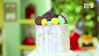 Chocolate Celebration Cake | Bake Diaries of Chef Rakhee Vaswani | FoodFood