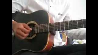 Không thuộc về nhau - Việt johan (guitar cover by Thọ Tic)