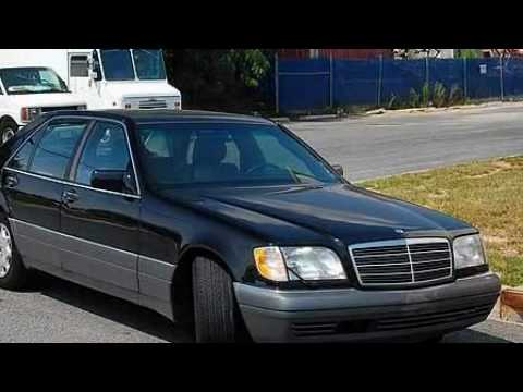 1995 Mercedes Benz S320 Annapolis Md Youtube