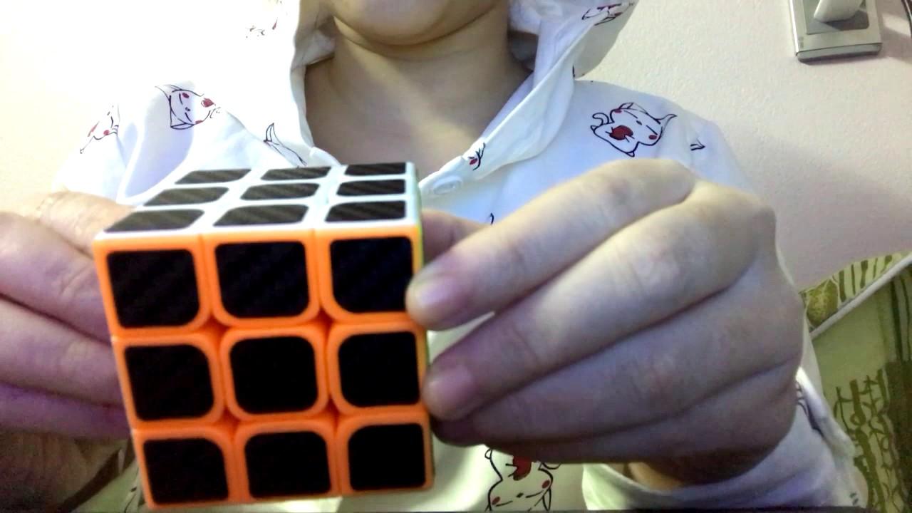 [Hướng dẫn giải Rubik 3x3] Phần 1: Lưu ý trước khi giải và kí hiệu của khối rubik 3x3