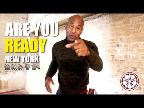 Are YOU PREPARED to Fight!! + FIGHT SCIENCE TACTICAL WORKSHOP NEW YORK ● Wing Chun