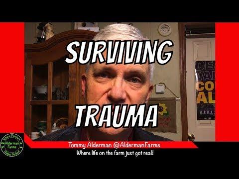 How to Handle Stress When Trauma Strikes | AldermanFarms