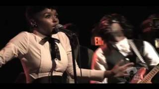 Janelle Monae - Sincerely Jane (Live)