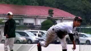 宇佐高校硬式野球部 練習試合 別府羽室台・大分東・大分西・日田
