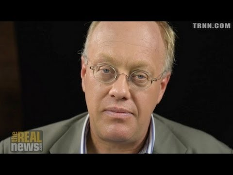 Urban Poverty in America Made Me Question Everything - Chris Hedges on Reality Asserts Itself (1/7)