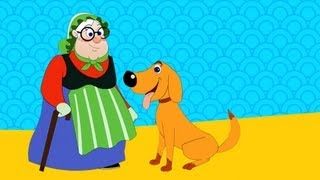 Old Mother Hubbard-nursery Rhyme With Lyrics