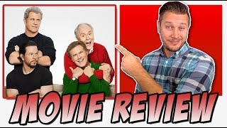 Daddy's Home 2 (2017) - Movie Review (w/ Mark Wahlberg, Will Ferrell, John Lithgow, And Mel Gibson)