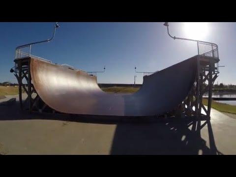 Glenelg West Beach Skate Park, Adelaide