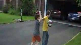 Adrian Brett Andre basketball