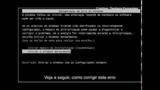 Tela preta, PC não liga, resolva sem formatar. thumbnail