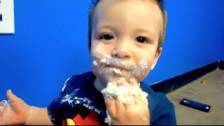 smaaaash cake