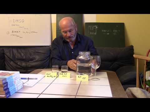"""NEUE VERSION: Chlordioxidlösung (CDL) Herstellung per """"Gurkenglasmethode"""""""