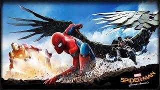 Человек-Паук: Возвращение Домой - Обзор Фильма (Стервятник Лучше Паука)