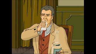 Jack Orlando: A Cinematic Adventure — Bar Scene