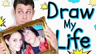 Draw My Life - My FIRST Break Up! | TylerRegan
