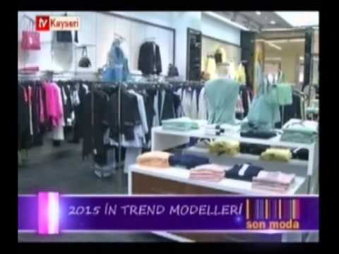 607fd61430238 Tv Kayseri-Kayseri Park'ta Son Moda-Ekol - YouTube