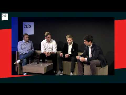 Reshaping Finance: Pioneers in Fintech | hub conference 2016