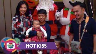 Hot Kiss - Meriah!! Betrand Peto Rayakan Hari Raya Natal Bersama Keluarga Barunya