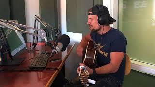 THE NEW ROSES - Thirsty Unplugged at Radio BOB (08-29-17)
