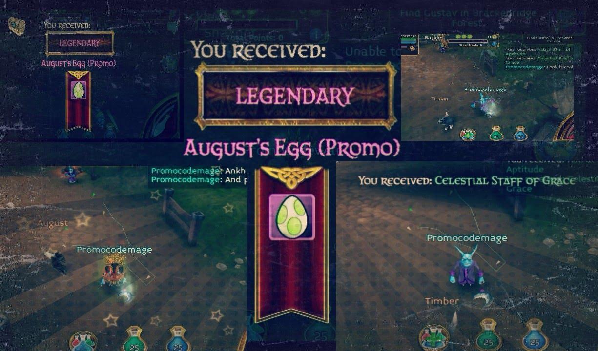 Arcane Legends - Promocodes Mage FREE!!!