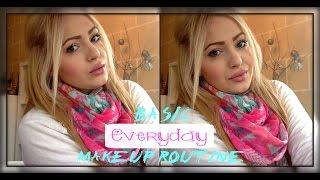 GRWM Basic Everyday Makeup Routine ♥ - Smashing Darling x