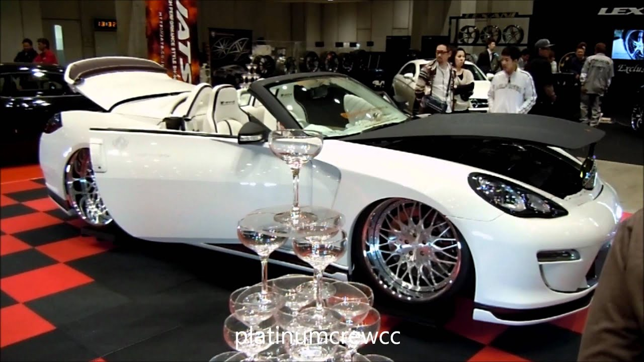 Next Auto Show Th Tokyo Japan YouTube - Next auto show