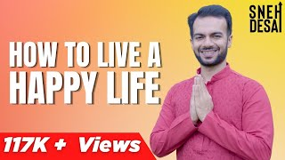 How to Live a Happy Life | Dynamic Yoga Program
