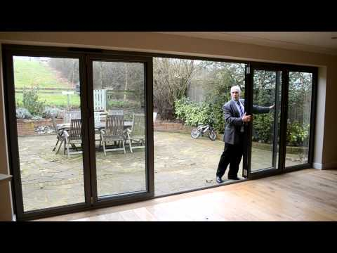 Origin Bi-Folding Doors - YouTube