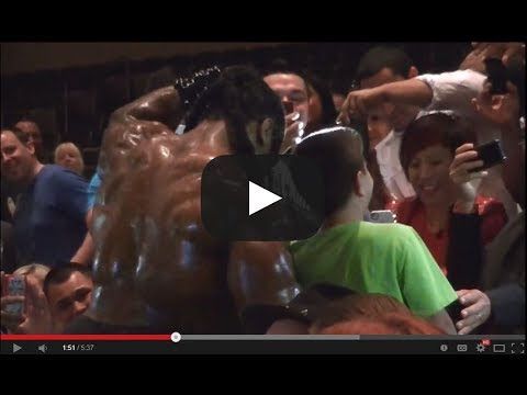 Olympia Motivational Speech HD 1080p