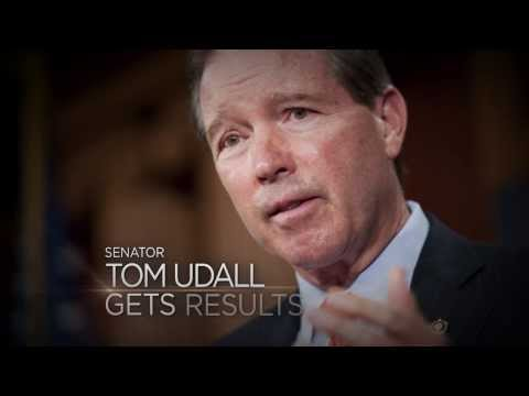 Support for Sen. Tom Udall (D-NM)