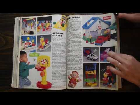 Archived Edition #1 - 1992 Sears Wishbook Vintage Catalog