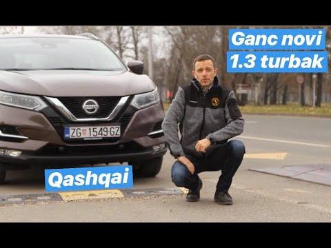 Qashqai s ganc novim 1.3 turbo motorom - testirao Juraj Šebalj