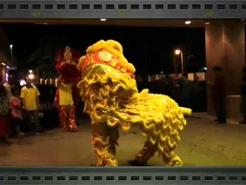 Chinese newyear in Belize