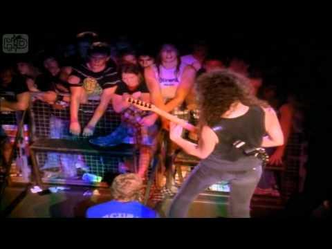Metallica - Guitar Solo & Little Wing (Live, Seattle 1989) [HD]