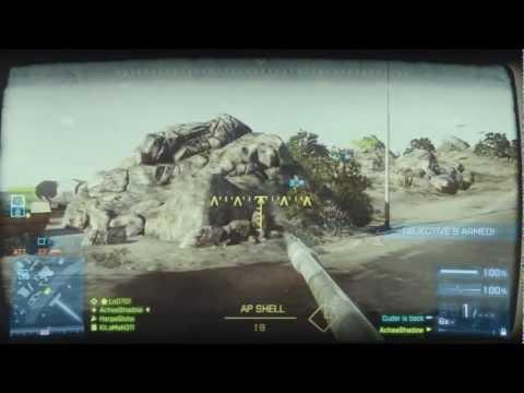 Battlefield 3 Xbox 360 multiplayer footage - Kharg Island (16-4)