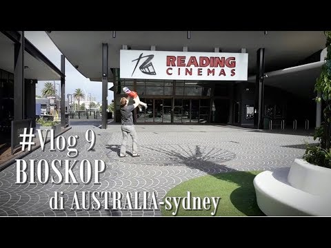 BIOSKOP Di AUSTRALIA  , Reading Cinema Auburn Sydney