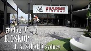 BIOSKOP di AUSTRALIA  , Reading Cinema Auburn Sydney