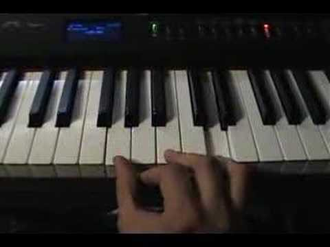 How To Play Van Halens Jump Youtube