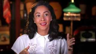 Oona Chaplin Interview - The Longest Ride