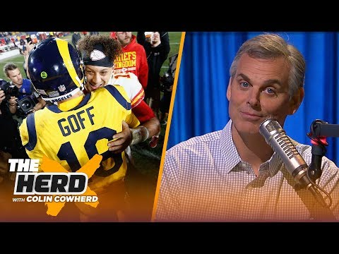 Colin Cowherd hands out his 2018-19 NFL Regular Season Awards | NFL | THE HERD