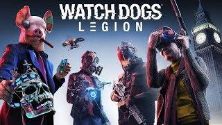 الإعلان الرسمي للعبهwatch dogs 3 | watch dogs legion🔥😨