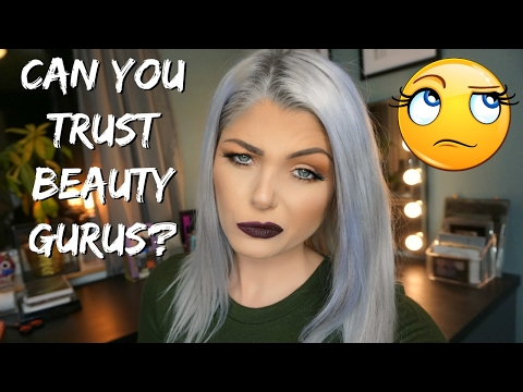 5 Reasons Why I Don't Trust Beauty Gurus | A Bit Of A Rant