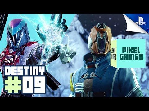 DESTINY - The Taken King | 09 Camara de la noche | Español | Guía - Gameplay | PS4