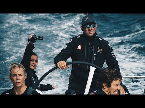 Volvo Ocean Race - Hong Kong HGC In-Port Race - Highlight Reel