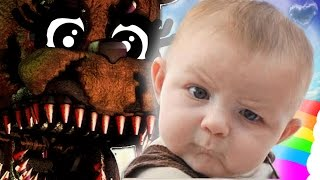 how to make five nights at freddy s 4 not scary