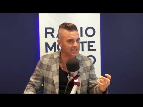 Robbie Williams Radio Monte Carlo interview 2019.12.13